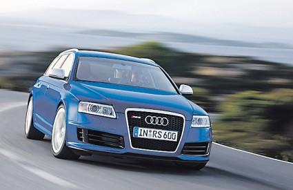 Audi RS6 Avant maksimalno juri 280 km/h