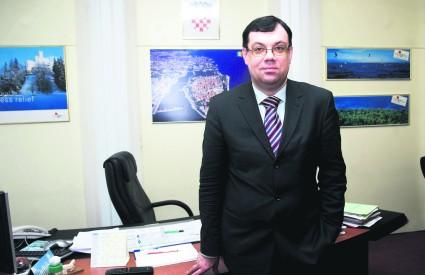 Damir Bajs privremeno je u zgradi Kalmetinog ministarstva