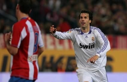 Ruud van Nistelrooy je utišao navijače na Vicente Calderonu