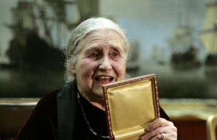 Književnica je zbog bolesti propustila dodjelu u Švedskoj
