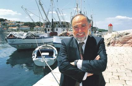 Miro Kučić vodi Hrvatski ceh ribara i član je povjerenstva koje nadzire primjenu ZERP-a