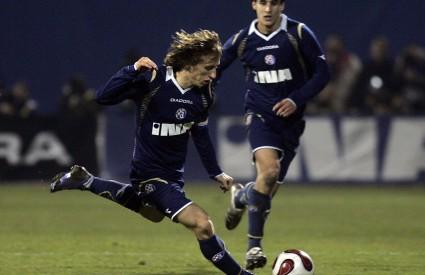 Luka Modrić proglašen je najboljim igračem 18. memorijala Andrije Ankovića