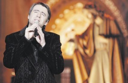 Boris Novković jedan je od organizatora spektakla u Ciboni
