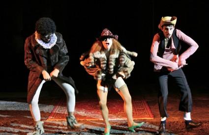 Predstava u režiji Ivice Buljana bit će izvedena u sklopu ciklusa europskog kazališta