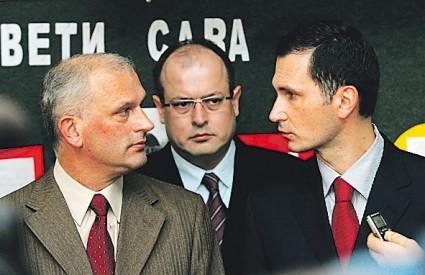 Ministar Primorac prihvatio je ostavku ravnatelja Ležaje