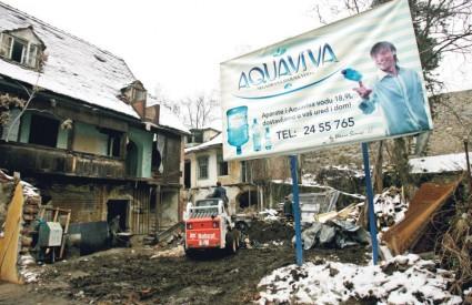 U Tkalčićevoj 68 radi se punom parom, iako investitor Dario Šimić još uvijek nije obišao gradilište