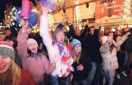 OD četvrtka do nedjelje (14.-17.) na Trgu će biti zabavni program