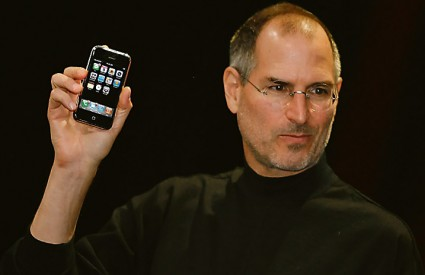 Steve Jobs, izvršni direktor informatičkog diva Applea