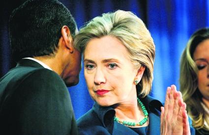 kandidatkinja za demokratsku predsjedničku nominaciju rekla je da je za prava Afroamerikanaca zaslužan predsjednik Johnson