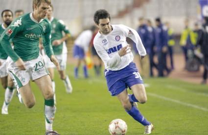 Tomislav Bušić je protiv Werdera naznačio dobro proljeće