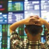 Problemi banaka i jačanje recesije srušili burze