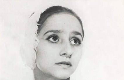 Slavna balerina