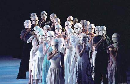 Baletna freska prema Mahlerovoj glazbi u autorskoj viziji Milka Šparembleka, vraća se  na pozornicu zagrebačkog HNK