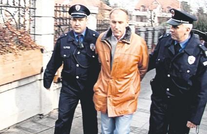 Džajić iza rešetaka