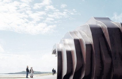Među najzanimljivijim dizajnima našao se East Beach Caffe arhitekta Thomasa Heatherwicka