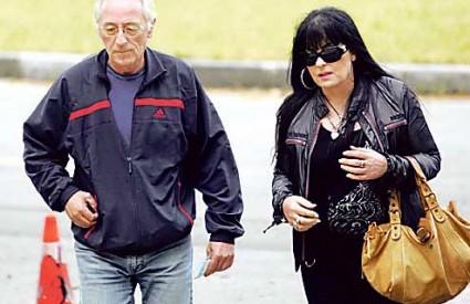 Oliverova supruga proglašena je krivom jer je suprugovu bivšu ljubavnicu Branku Marić nazvala prostitutkom