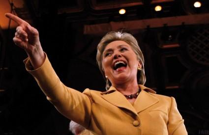 Hillary Clinton može se nazvati najvećom pobjednicom 'super utorka'. No, kampanja je još uvijek daleko od kraja.