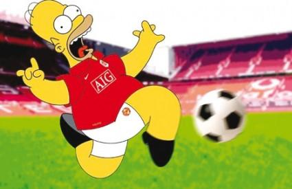 Scenaristi serije odlučili su Homera poslati na godišnji odmor u Englesku, potaknuti popularnošću Beckhama u SAD-u