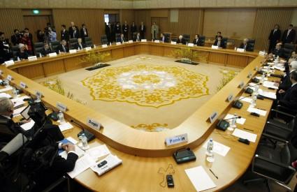 Ministri financija zemalja članica G7 na tokijskom sastanku