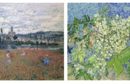 Radovi Vincenta Van Gogha i Claudea Moneta pronađeni su u jednom napuštenom automobilu