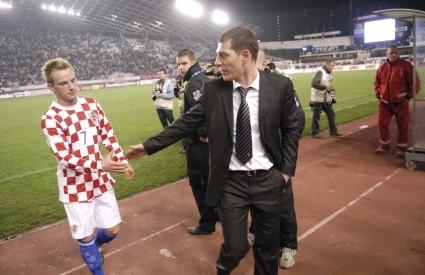 Jedna od rijetkih stvari koja je zadovoljila Bilića je igra Ivana Rakitića u posljednjih 20 minuta