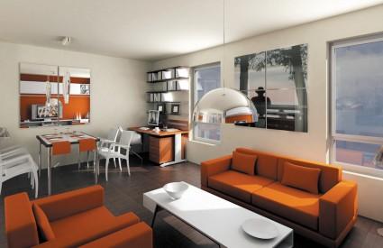 Jednostavni i funkcionalni stanovi, to se traži!