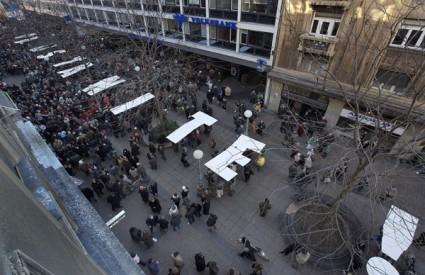 Zbog Cvjetnog trga zaoštrava se politička situacija u gradu