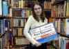 Mlada učenica čita više od četiri knjige tjedno
