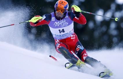 Slalomska forma Ivice Kostelića raste iz utrke u utrku