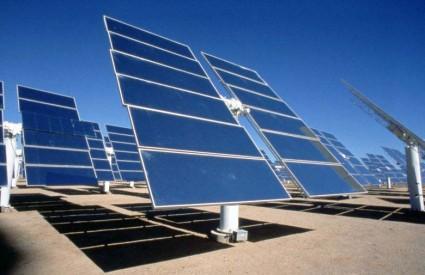 Pretpostavlja se da je u Hrvatskoj ugrađeno oko 15.000 četvornih metara sunčevih kolektora
