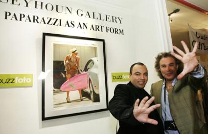NA IZLOŽBI agencije Buzz Foto prikazat će se brojne fotografije slavnih poput Paris Hilton, Britney Spears i Lindsay Lohan