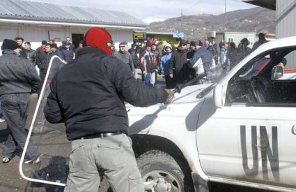 Granični prijelazi između Srbije i Kosova jučer su deblokirani