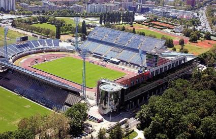 Novi stadion na Kajzerici trebao bi se prostirati na 40 hektara i primati oko 50.000 gledatelja