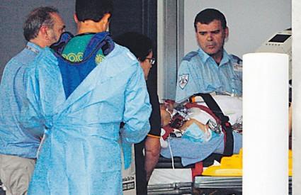 Jose Ramos-Horta ranjen je mecima u trbuh ispred svoje kuće u Diliju