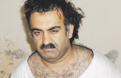 Khalid Sheikh Mohammed, 'mozak' operacije 11. rujna 2001. godine, optužen je među ostalim za ubojstvo i urotu