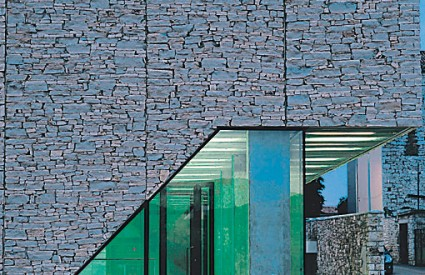 Sportska dvorana Bale arhitektonskog studija 3LHD