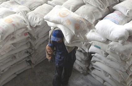 Kina - Pad izvoza