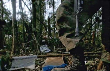 Kolumbijski gerilci
