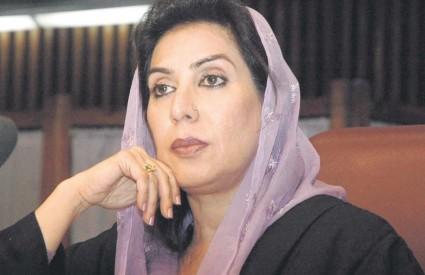 Novu predsjednicu, koja fizički neodoljivo podsjeća na Benazir Bhutto, predložila je upravo stranka ubijene bivše premijerke