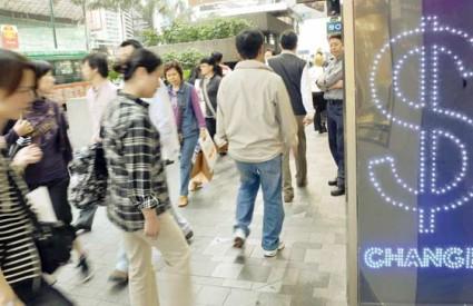Prvi put nakon 1995. američka valuta je ispod 100 jena
