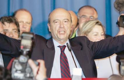 Alain Juppé ponovno je izabran za gradonačelnika Bordeauxa, jednog od rijetkih gradova u kojima je UMP zadržao vlast
