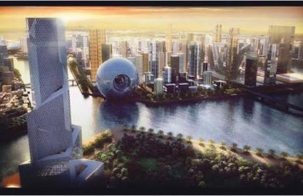Arhitektov generički grad je ono što ostaje nakon što je veliki dio gradskog života prešao u cyber-prostor
