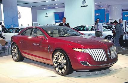 Možda će MKR u budućnosti poboljšati prodaju marke Lincoln