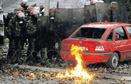Međunarodne snage na Kosovu odlučile su provesti detaljnu istragu i pronaći odgovorne za nemire, a izjave Koštuničine vlade o incidentu uspoređene su s politikom Slobodana Miloševića