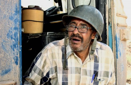 Fotografija iz filma 'Noćni autobus' redatelja Kiomarsa Pourahmada, kojim se otvara ciklus