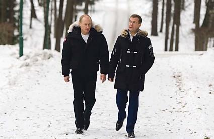 Dužnost će Medvedev preuzeti u svibnju, a dosadašnji predsjednik Putin postaje premijer