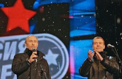 Putinov utjecaj iz premijerske fotelje lako bi mogao biti veći od utjecaja njegova nasljednika