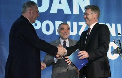 Poslodavci su predsjedniku države i Vlade uručili Bijelu knjigu