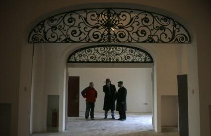 Bet Izrael već gradi svoju sinagogu na Mažuranićevu trgu