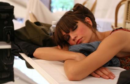 Dajte dragoj više sna i bit će vam bolje :)